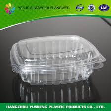 Plastic Food Packaging